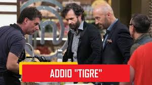 Masterchef in lutto: è morto Paolo Armando 'la Tigre' - YouTube