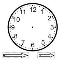 7 Best Blank Clock Images Wall Clocks Blank Clock Build A Wall