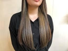 小顔ヘア サラサラ ツヤツヤ 髪質改善private Hair Salon Spread