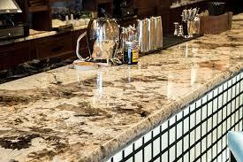 granite countertops in the beautiful husk restaurant greenville sc