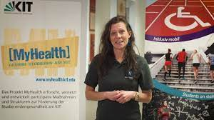 Healthy and Active Student Life with MyHealth and ActivityKIT - YouTube
