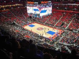 Detroit Pistons Seating Chart Little Caesars Arena Little Caesars Arena Section 223 Row 5 Seat 11 Detroit