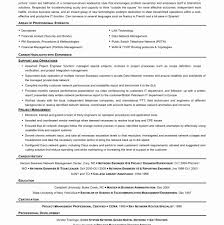 Sample Network Engineer Resume Ideal Depict Of Template Admin ...