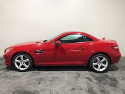 Check the carfax, find a low miles slk, view slk photos and interior/exterior features. Used Mercedes Benz Slk For Sale Houston Direct Auto