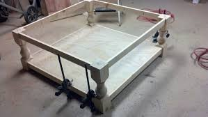 Shanty 2 Chic Coffee Table The Widows Workshop Put Your Feet Up Theres Plenty Of Room