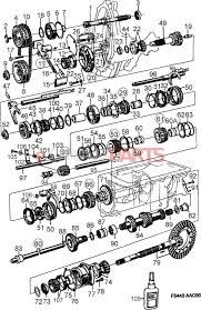 Esaabparts saab 900 u003e transmission parts u003e transmission rh esaabparts 1987 saab 900 automatic transmission saab 900 turbo
