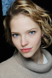 beauty makeup and hair ideas for beauty care trends fall winter milan fashion week