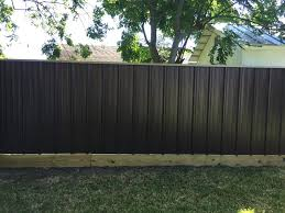 corrugated metal fence panels canada construction