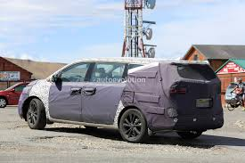2018 kia sedona. brilliant sedona spyshots 2018 kia sedona carnival facelift getting 8speed auto to kia sedona a
