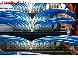 Networking Support Cabling Technician Wifi Internet Home Setup In