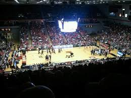 Cincinnati Bearcats Basketball Seating Chart Fifth Third Arena Section 224 Row 15 Seat 1 Cincinnati