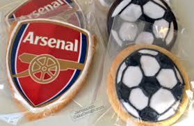 Football Cookie Cake Designs Cookies Jerusalem Cake Design