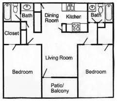 Small 2 Bedroom Apartment Amazing 2 Bedroom Apartments Small Two Bedroom Apartment Floor
