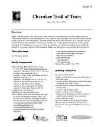 Creek And Cherokee Venn Diagram Cherokee Lesson Plans Worksheets Lesson Planet