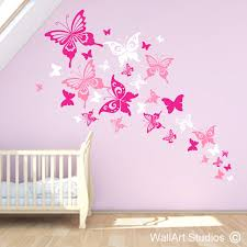 beautiful erflies wall art decals