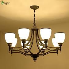 simple chandelier alternative