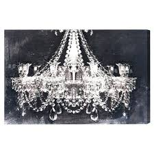 chandelier canvas dramatic chandelier canvas art chandelier canvas painting hobby lobby
