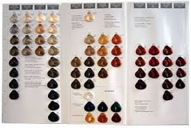 All Nutrient Color Chart In 2019 Organic Hair Color Hair