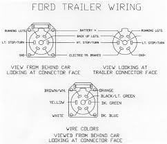 ford super duty 7 pin trailer wiring diagram wirdig way trailer plug wiring diagram on pollak 7 pin trailer wiring