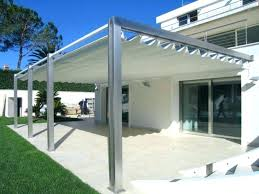 retractable pergola canopy. Retractable Canopy For Pergola Awnings Kit D