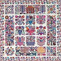 Glorious Color - quilt fabric and kits from Kaffe Fassett & Liza ... & Roseville Album ... Adamdwight.com