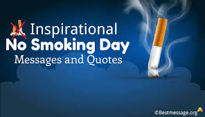 Inspirational No Smoking Day Messages And Quotes Motivation To Quit Enchanting Quit Smoking Quotes
