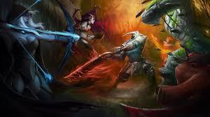 dota 2 heroes wallpaper