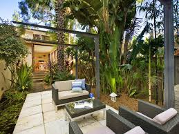 Small Picture of a tropical garden design from a real Australian home Gardens