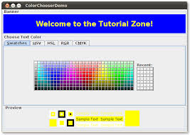 Page Tutor Html Color Chart