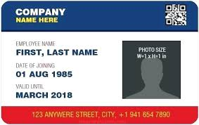 Photo Id Template Free Download Office Templates Amp Themes Staff Id Card Template Cards Uk