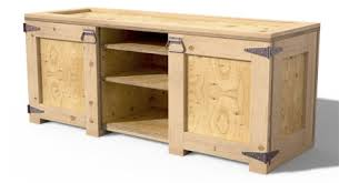 Credenza Furniture Crate