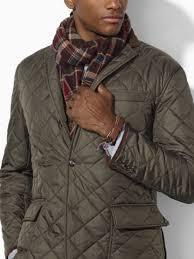 Lyst - Polo ralph lauren Quilted Sport Coat in Green for Men & Gallery Adamdwight.com