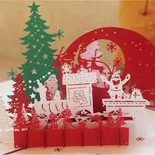 Acquista 12 Cartoline Di Natale In Stile 3D Che Salutano Cartoline Fatte A  Mano Di Cartoline Personalizzate Decorazioni Di Compleanno Di Nozze Di  Natale A 17,58 € Dal Xuol