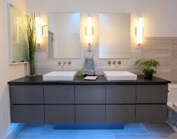 modern bathroom lighting. Bathroom Wall Sconces Mirror With Lights Light Fittings Vanity Fixtures Modern Lighting R