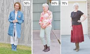 fashion for women in their 50 s 60 s 70 s