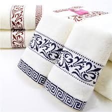 cotton hand towels for bathroom. aliexpress.com : buy 34*76cm 3pcs embroidered cotton terry hand towels set,home decorative cheap quality face bathroom set,toallas mano from for o