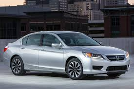 2014 Honda Accord Hybrid Photos, Specs, News - Radka Car`s Blog