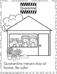 Be it your kids favorite animal, vehicle, fruit or whatever we have all sorts of coloring pictures for kids. Safe At Home Coloring Pages For Quarantine Wise Owl Factory