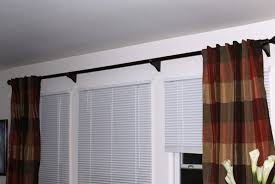 full image for enchanting curtain rods extra long 67 double curtain rods extra long extra long