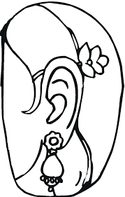 jewelry coloring pages sweet ancient egyptian