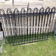 wrought iron fence victorian. Victorian Style Antique Black Wrought Iron Fence Metal Garden Grass -  Buy Small Fence,Decorative Fence,Cheap Fencing Product On Wrought Iron Fence Victorian I
