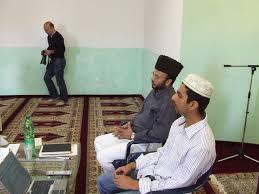 Elfte Klasse der Karl-Kübel-Schule besucht Moschee in Bensheim ... - karl-kuebel-schule-besucht-moschee-bensheim-003-ka