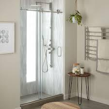 contemporary sliding shower doors. 48\ contemporary sliding shower doors e