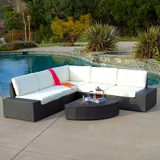 christopher knight home puerta grey outdoor wicker sofa set. Amazing Patio Furniture Santa Cruz Artistic Color Decor Classy Christopher Knight Home Puerta Grey Outdoor Wicker Sofa Set