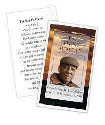 Funeral Prayer Cards Brown Sunset Prayer Card Template Funeral Card
