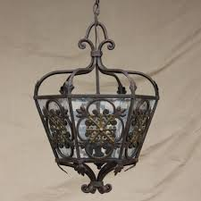 furniture classic wrought iron chandelier for your home rod outdoor lighting furniture picture ch full size