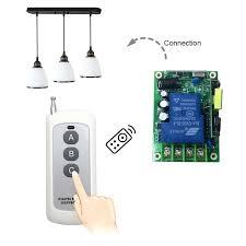 universal garage door receiver new universal remote control switch transmitter learning relay receiver garage door opener