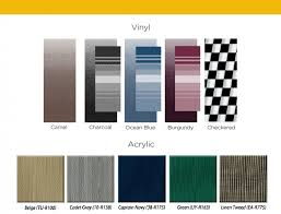 Marvin Integrity Window Size Chart Rv Awning Replacement Fabric Checkered Flag 00 1701