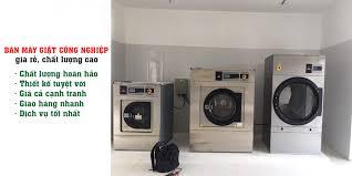 Bán máy giặt công nghiệp giá rẻ, chất lượng cao