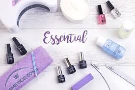 Cosmetics Zone Essential Hybride Manicure Set 3